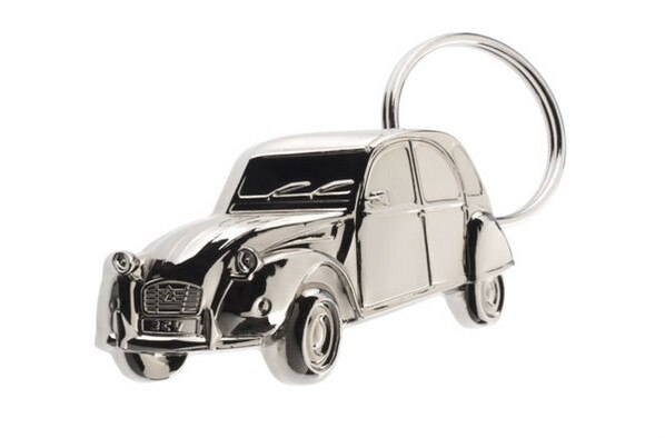 Boutique LifeStyle – Brelok do kluczy z Citroënem 2CV