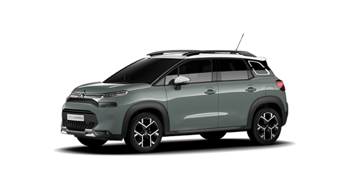 Nowy SUV C3 Aircross