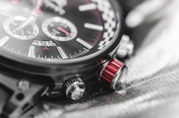 Boutique LifeStyle – Zegarek chrono Racing