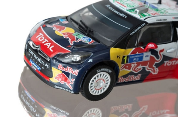 Boutique LifeStyle – Citroën DS3 WRC Mexique 2011 – 1:43